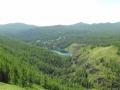Озеро Уч-Коль