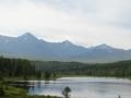 На Улаганском перевале
