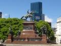 Памятник Сан-Мартину