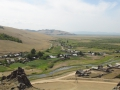Вид на село Суво
