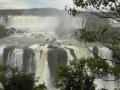 Водопады с бразильской стороны