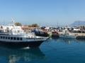 В порту Киссамос
