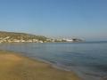 Пляж от отеля