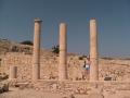 Устоявшие колонны