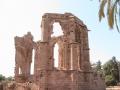 Развалины итальянской базилики