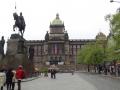 Вацлавская площадь и Национальный музей
