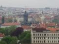 И снова панорама Праги