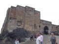На территории замка 2