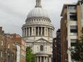 Вид на собор с моста