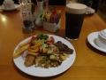 Ужин в Эдинбурге
