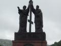 Памятник апостолам Петру и Павлу