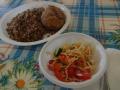 Обед на турбазе под Авачей