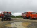 Основной транспорт на Камчатке
