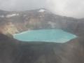 Озеро в кратере Малого Семячика