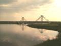 Мост через озеро Бельское