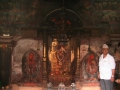 Внутри храма Харати