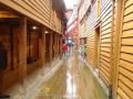 Дождь в Бергене