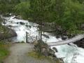 В долине водопадов