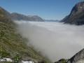 """Туман над """"Лестницей Троллей"""""""