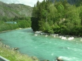 Ледниковая река