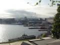 Вид с крепости на Ослофьорд