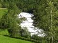 Водопад Валлестадфоссен