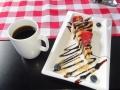 Кофе с пирогом