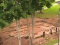 Раскопки церкви Входа Господня в Иерусалим