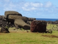 Самый большой моаи