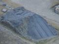 Камень с полосами