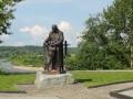 Памятник Паустовскому