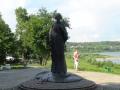 Памятник Цветаевой