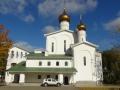 Храм в посёлке Кресты