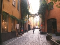 Улица Стокгольма
