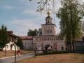 Надвратная церковь Михаила Архангела