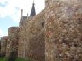 Древнеримские стены