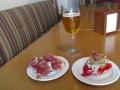 Пиво и тапас