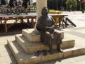 Памятник паломнику
