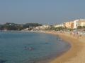 Пляж в Льорет-де-Мар