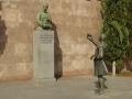 Памятник Флемингу