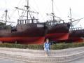 У китобойных судов