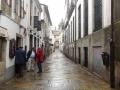 Одна из улиц в Сантьяго