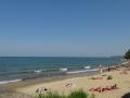 Пляж в Отрадном