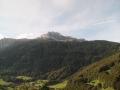 Вид на Альпы из Давоса