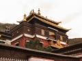 Один из храмов монастыря