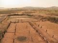 Раскопанный участок