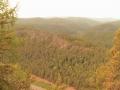 Вид с горы Благодать