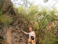 По дороге к водопаду