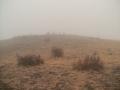 Гора Любви в тумане