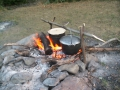 Приготовление ужина